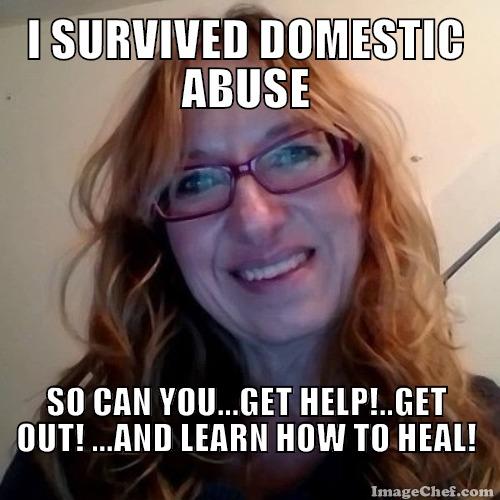 meme domestic abuse