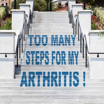 my arthritis