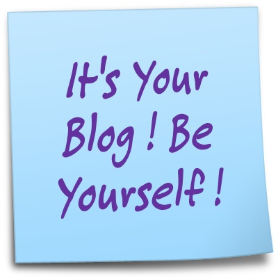 your blog