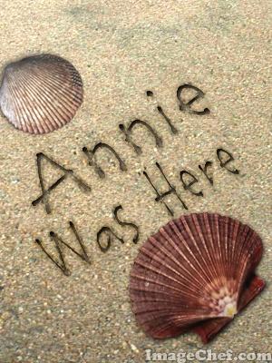 annie beach