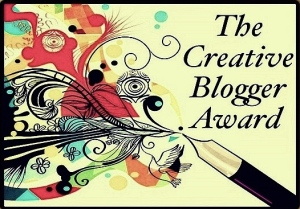 creativeblogger award paintbrush