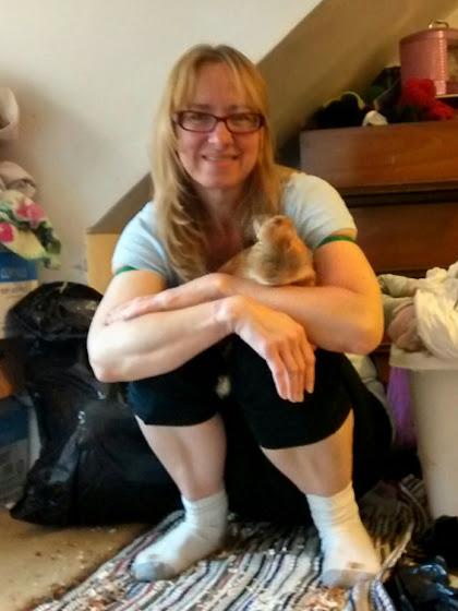 i love the bunny