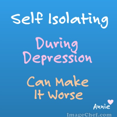 self isoalting
