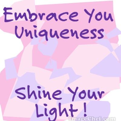 ebrace your uniqueness