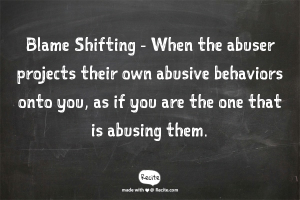 blame shifting 2