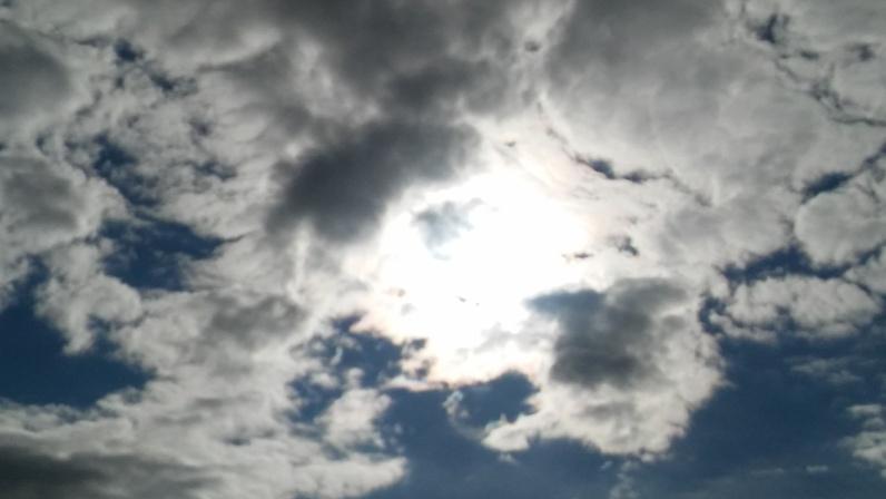 clouds lake wharton