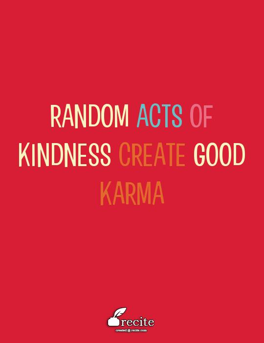 recite-karma
