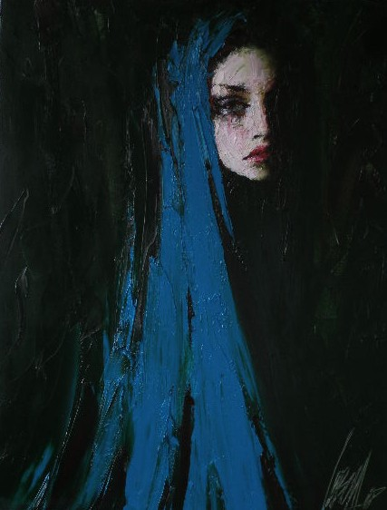 Taras Loboda - (23) sad  woman