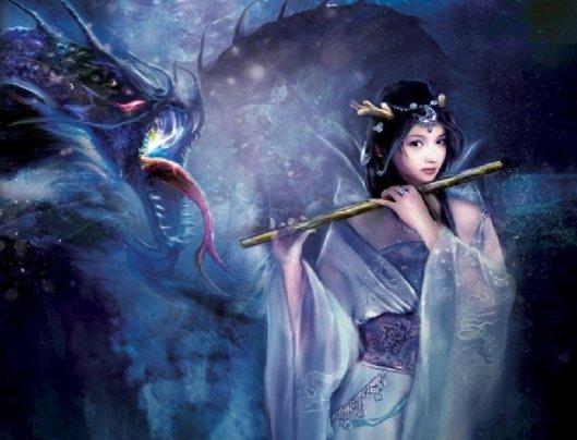 549911__kimono-girl-and-her-dragon_p