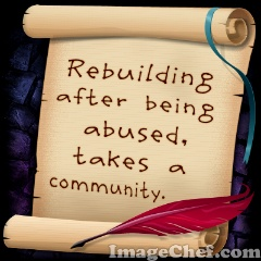 narcissistic abuse meme rebuild