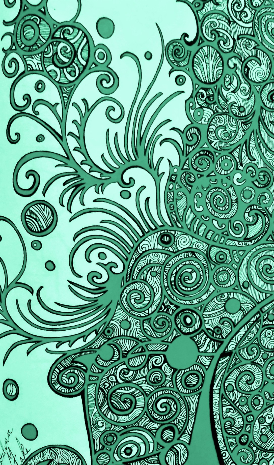 design edited green