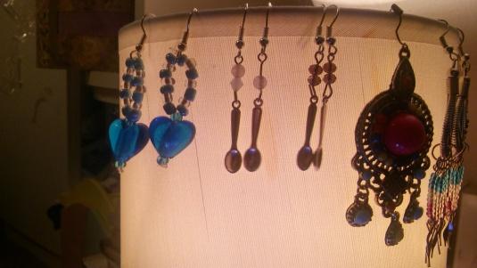 earrings spoone