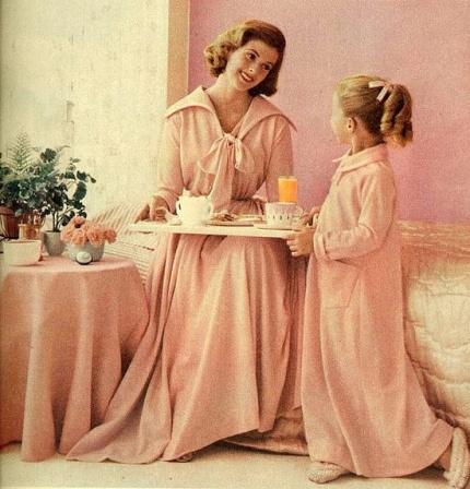 pleasing mother